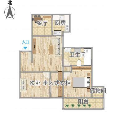 上海_阳光苑(曹路)最新设计