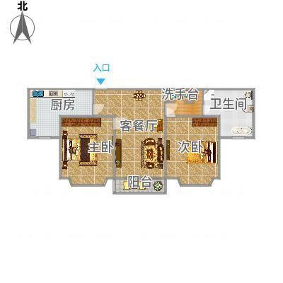 上海_大华三村_2016-04-05-1256