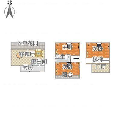 上海_绿地蔷薇九里别墅_2016-04-06-1339