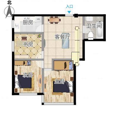 沈阳_万丰・王子公寓_2016-04-06-1325-副本-副本-副本