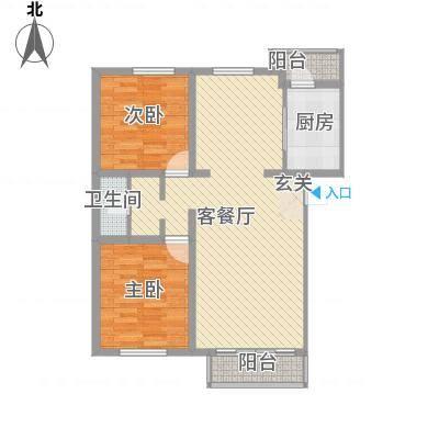 健康阳光城5户型-副本