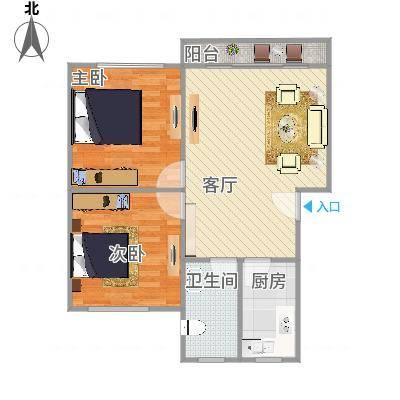 上海_东盛公寓_2016-04-07-1014