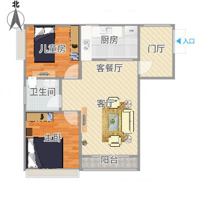 重庆_大竹林商业中心_2016-04-05-0905