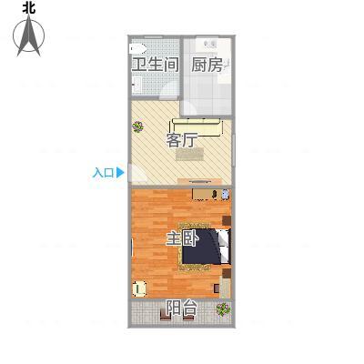 上海_迎亭公寓_2016-04-07-1649