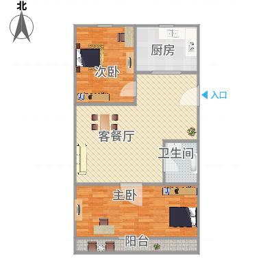 上海_芳华路268弄小区_2016-04-07-1637