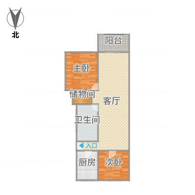 上海_凯旋公寓_2016-04-09-0709