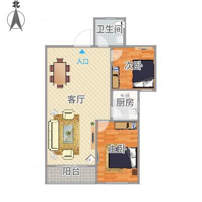 上海_祥腾新领寓公寓_2016-04-08-1716