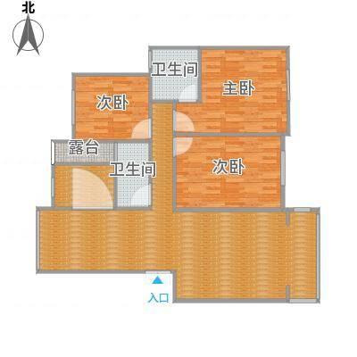 翠湖天地三室两厅-副本-副本