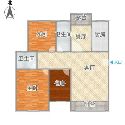 上海_金丰蓝庭三期27号602_2016-04-08-1713