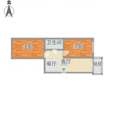 哈尔滨_安埠小区 10号楼4单元403室_2016-04-08-1605
