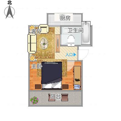 上海_章家巷小区_2016-04-09-1152