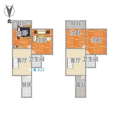 建业新村的户型图-副本
