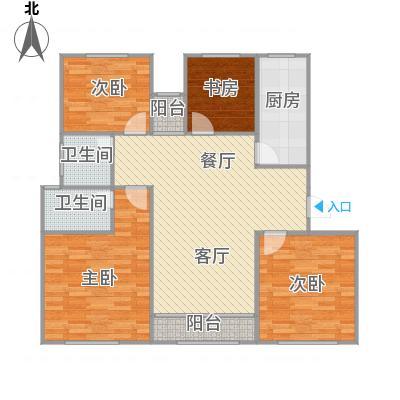 上海_维多利华庭25号02室148平四房_2016-04-09-1958