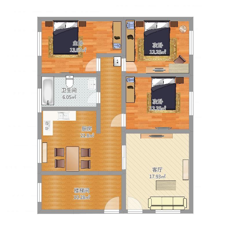 杭州 农村房屋设计建筑图108
