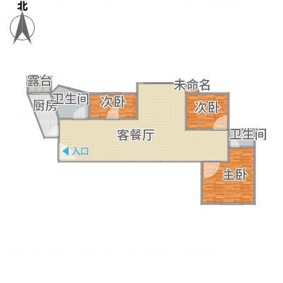 上海_万里真金苑_2016-04-10-1101