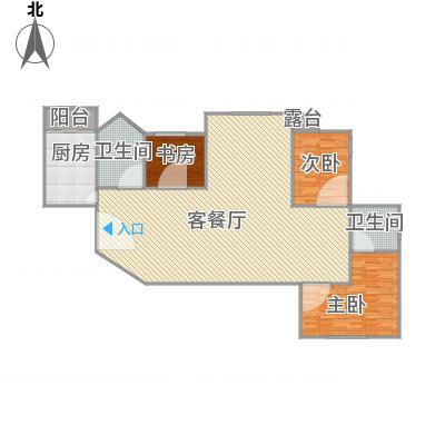上海_万里真金苑_2016-04-10-1245