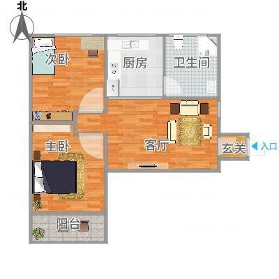 上海_玉兰小区_2016-04-10-1657