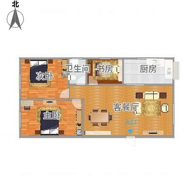 上海_南田公寓_2016-04-10-1817