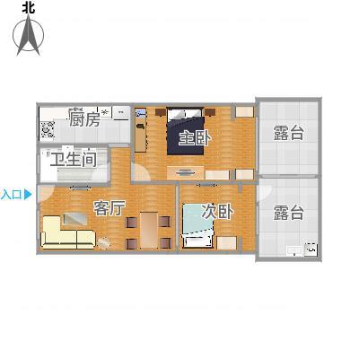 上海_通河六村_2016-02-16-1738