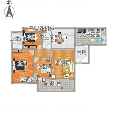 旺城壹号三期花韵轩03