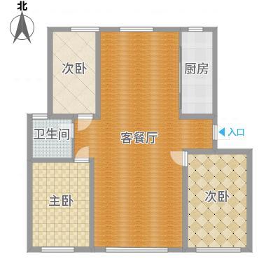 大连_弘基书香园三期_2016-04-11-1627