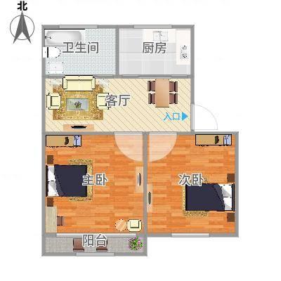 上海_清涧六街坊_2016-04-12-1007