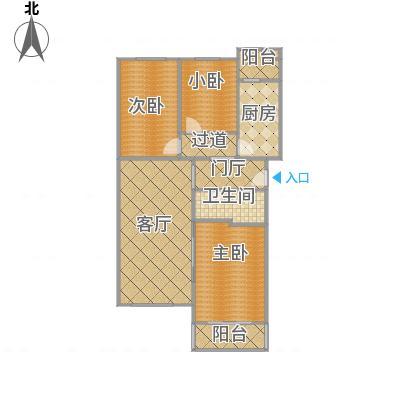 龙锦苑六区一层