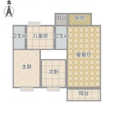 肇庆_和富家园12A1106_2016-04-13-1454