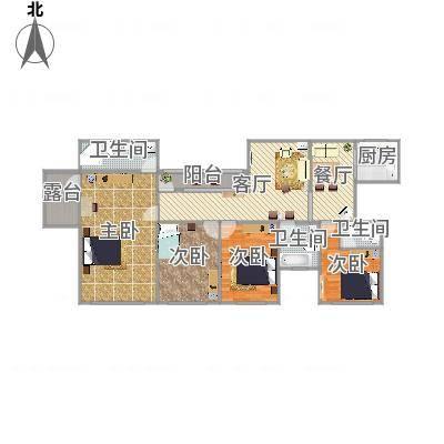 上海_嘉登公寓11楼_2016-04-06-1550