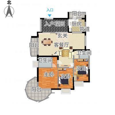 新世纪丽江豪园四期新世纪丽江豪园四期户型10室-副本