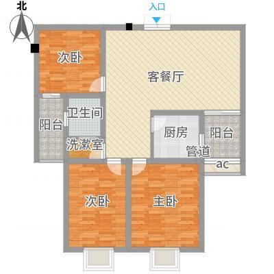 南阳_港岛玫瑰园_2016-04-14-1754