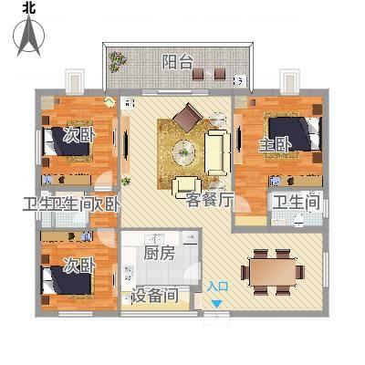 联丰北区三室(任务4)