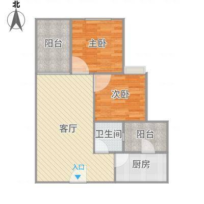 重庆_阳光家园两室_2016-04-13-1911