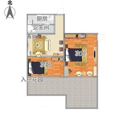 上海_北蒙三小区40-102_2016-04-15-1159