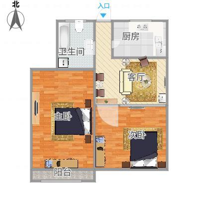 上海_长新小区_2016-04-15-1255
