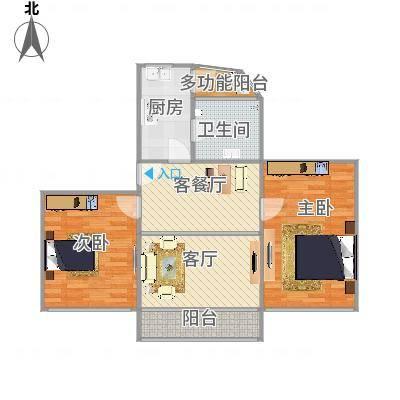 上海_怒江新苑7301_2016-04-15-1914