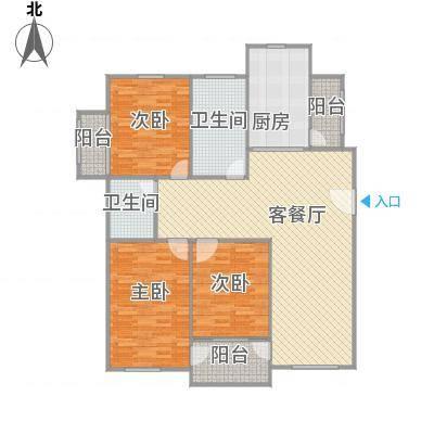 上海_万科朗润园11号501室_2016-04-16-1204