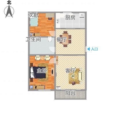 上海_龙柏西郊公寓_2016-04-17-1244