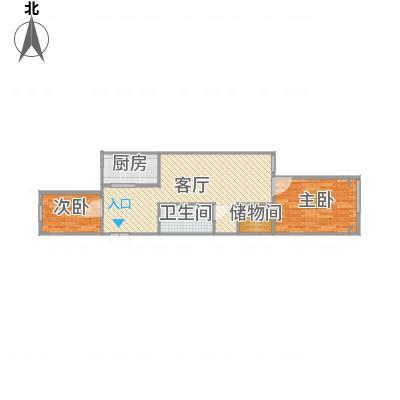 北京_甘露园南里三单元5号楼501室_2016-04-17-1414