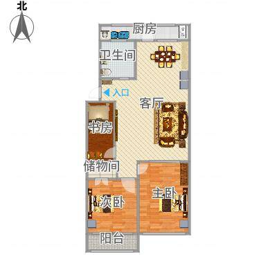 天津_宏园里4-4_2016-03-08-1352