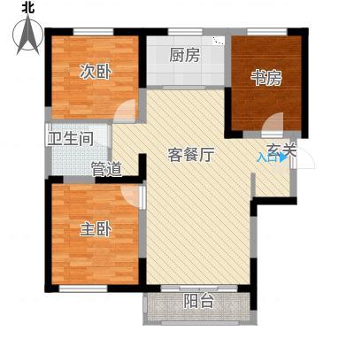 宝坻区宝境檀香_二期S4户型