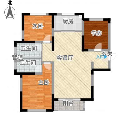 宝坻区宝境檀香_二期S2户型