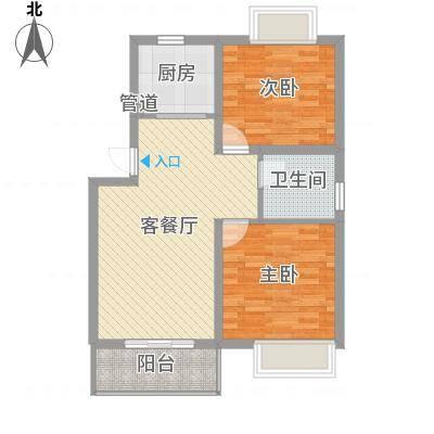 嘉骏香山苑81.95㎡嘉骏香山苑户型10室-副本