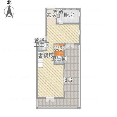 御翠园御翠园户型图B4一层平面户型10室-副本