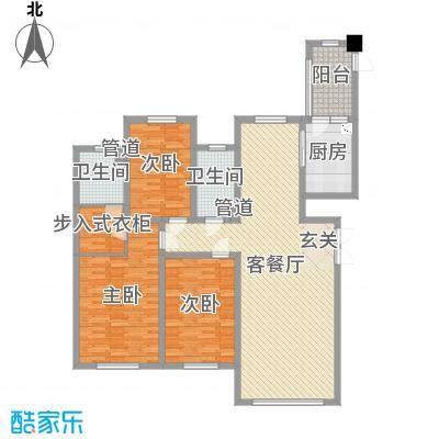 慧隆苑别墅户型-副本