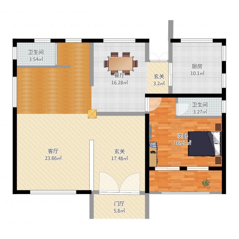 家庭楼房电路图纸