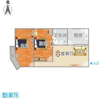 上海_明佳公寓_2016-04-23-1127