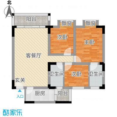 东莞_益田大运城邦住宅_2016-04-23-2053