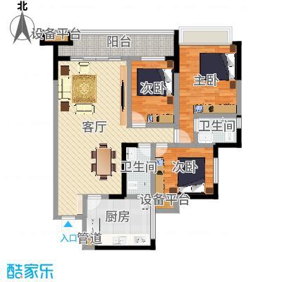 重庆永川润锦御珑山2-13-2