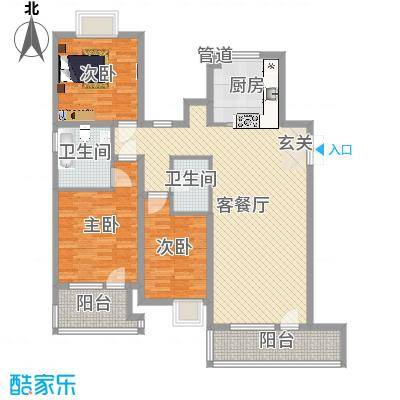 莲花湖公寓